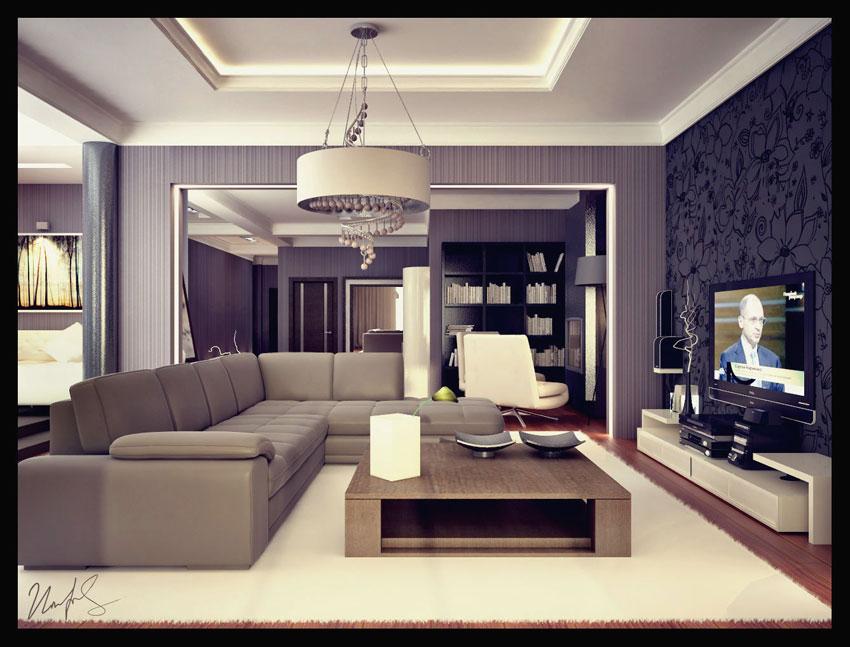 Стили гостиной фото